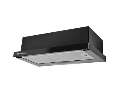 Кухонная вытяжка MAUNFELD VS Light Glass (C) 50 черный купить недорого с доставкой, в нашем интернет магазине