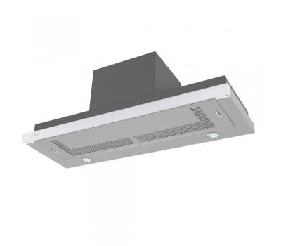 Кухонная вытяжка MAUNFELD VS LIGHT (GLASS) 90 (C) белый купить недорого с доставкой, в нашем интернет магазине