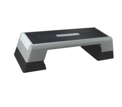 Степ-платформа серая с черным FITEX PRO купить недорого с доставкой