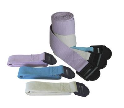 Ремень для йоги, синий 183х3.8 см FITEX PRO купить недорого с доставкой