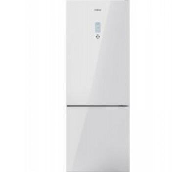 Холодильник Vestfrost VF 492 GLW белый (стекло) купить недорого с доставкой