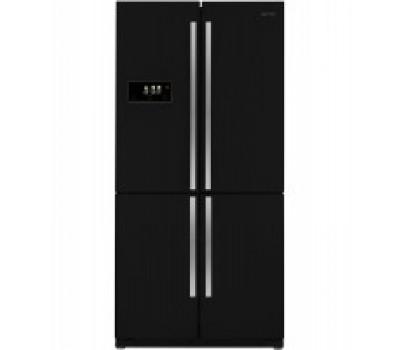 Холодильник Vestfrost VF 916 BL черный купить недорого с доставкой