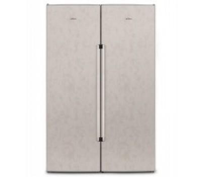Холодильник Vestfrost VF395-1SBB Side by Side купить недорого с доставкой