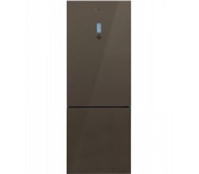 Холодильник Vestfrost VF 492 GLM коричневый (стекло) купить недорого с доставкой