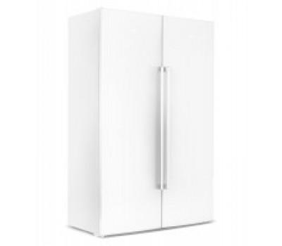 Холодильник Vestfrost VF395-1SBW Side by Side купить недорого с доставкой