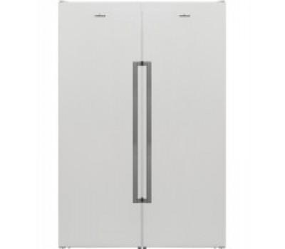 Холодильник Vestfrost VF395-1 F SBW белый (NoFrost) купить недорого с доставкой