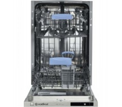 Посудомоечная машина встраиваемая Vestfrost VFDW4512 купить недорого с доставкой