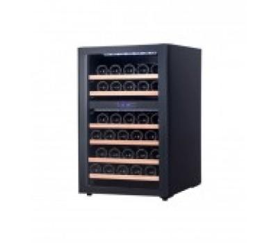Шкаф для вина Vestfrost WFG 32 черный купить недорого с доставкой