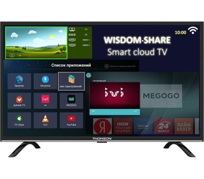 Телевизор LED Thomson T28RTL5240 черный